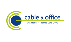Logo cable & office